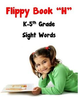 Flippy Book H