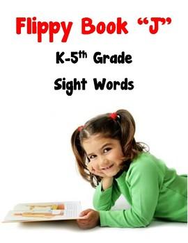 Flippy Book J