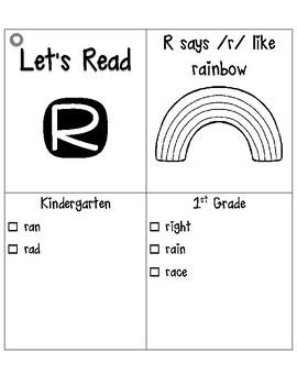 Flippy Book R