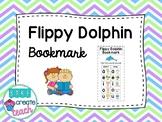Flippy Dolphin Bookmark