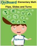 Flips, Slides and Turns-Interactive Lesson