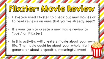 Flixster: My Movie Review