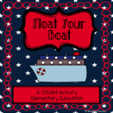 Float Your Boat: STEAM, Buoyancy, and Density Activity
