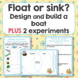 Float and Sink Experiment