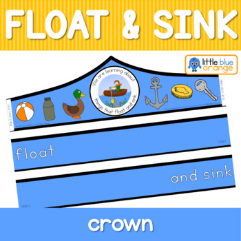 Float and Sink crown