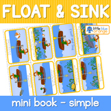 Float and Sink mini book (simplified version)