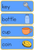 Float and Sink word wall