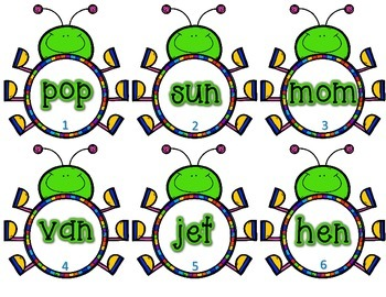 Float like a Butterly, Sting like a Bee!-  A bug and insect unit