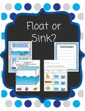 Float or Sink-Density Activities for Primary Learners