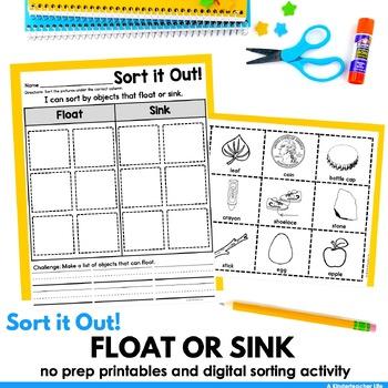 Float or Sink Sort