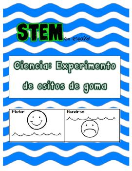 Hundir o flotar/Float or sink STEM en espanol