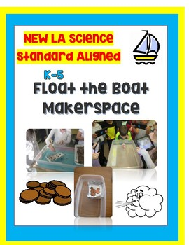Float the Boat Elementary Science