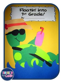 Floatin' into 1st Grade: A Back to School Keepsake Book