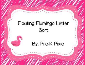 Floating Flamingo Alphabet Sort