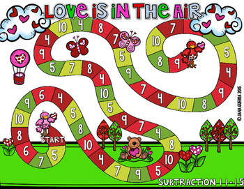 February Math Tubs: SECOND GRADE