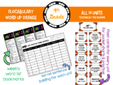 Flocabulary Resources {Word Up Orange} 4th Grade