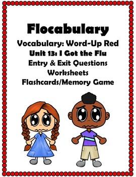 Flocabulary: Vocabulary - Word Up Red - Unit 13