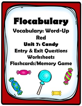 Flocabulary - Word Up Red - Unit 7