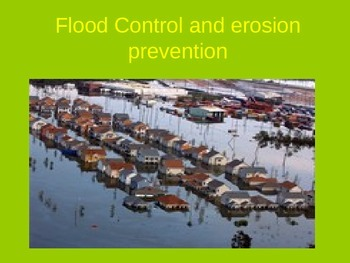 Flood Control and Human Interventions