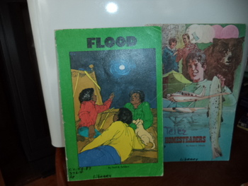 Flood, The Homsteaders     (set of 2)