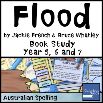 Flood by Jackie French - Book Study