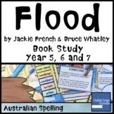 Flood by Jackie French - Book Study