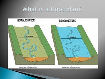 Floodplains: Power Point Presentation