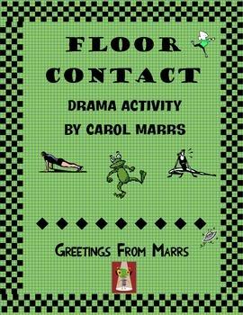 Drama Game-Floor Contact