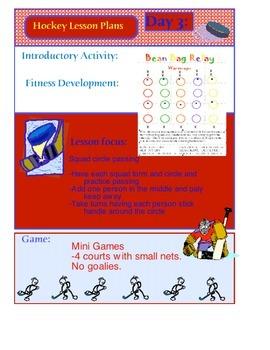 Physical Education - Floor Hockey Unit