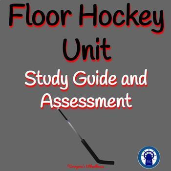 Floor Hockey Unit Plan Worksheets Teachers Pay Teachers