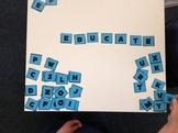 Floor Letters (Spelling Game)