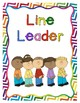 Floor Number Line for lining-up or math games