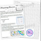 Floor Plan/Mapping Grid Template & Activity