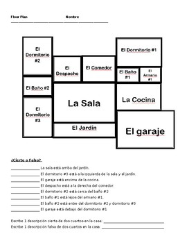 Floor Plan Puzzle/Creation