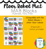 Floor Robot Mat- MAB Blocks