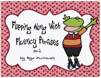 Floppy Along with Fluency Phrases (Set 1)