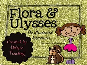 Flora & Ulysses: Novel Study