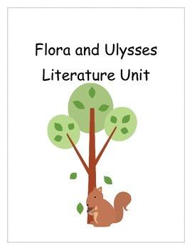 Flora & Ulysses Flora and Ulysses Literature Study