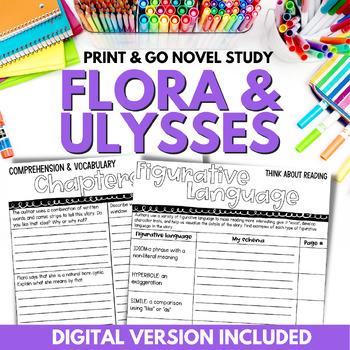 Flora and Ulysses Novel Study