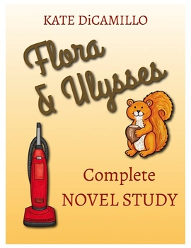 Flora and Ulysses - Novel Study