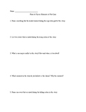 Flora and Ulysses Plot Elements End of Book Written Assessment & Bonus ~ CCSS