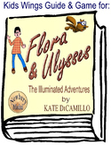 Flora and Ulysses, The Illuminated Adventures, Kate DiCamillo, Newbery Medalist