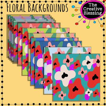 Floral Decorative Backgrounds