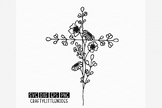 Floral Hand Drawn Cross