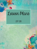 Floral Lesson Plan- ECSE Version