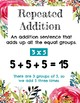 Multiplication Posters [Floral Theme]
