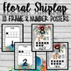 Floral Shiplap 5 in 1 Bundle