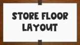 Floral Shop Layout Project- Floral Design