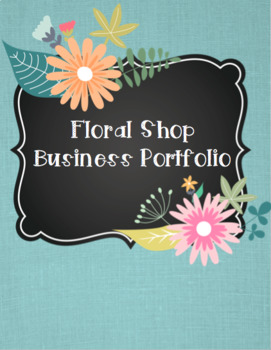 Floral Shop Portfolio