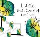 Floral Watercolor Labels